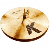 Platillo Hi-Hat K Custom Dark K0940 13 pulgadas