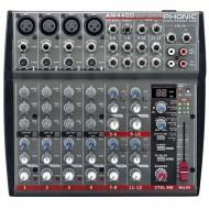 Mixer AM440D con efecto