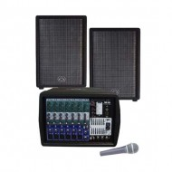 PMX 700 SYSTEM SET AMPLIFICACION WHARFEDALE