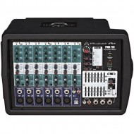 PMX 710 USB MIXER CON POWER WHARFEDALE