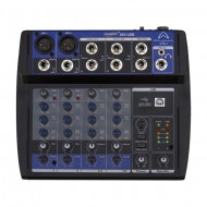 Mixer CONNECT 802 USB incorpora interfaz usb 16 bit, 48 kHz