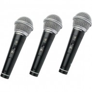 R21S SET 3 MIC DYNAMIC SAMSON