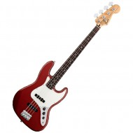 Bajo eléctrico JAZZ BASS STANDARD RW color candy apple red (CAR)