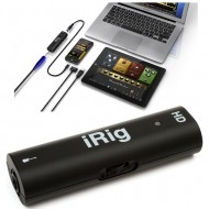 Interfaz de audio IRIG HD para Iphone, Ipod Touch o Ipad