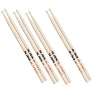 P5B.3-5B.1 PACK 3 PARES 5B MAS 1 FREE VIC FIRTH