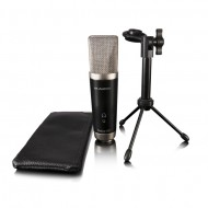 VOCAL STUDIO MICROFONO USB CONDENSADOR M-AUDIO