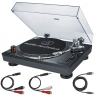 AT-LP120 USB BLACK TORNAMESA AUDIOTECHNICA