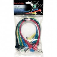 Pack de 6 cables patch para efectos RCL30031D5
