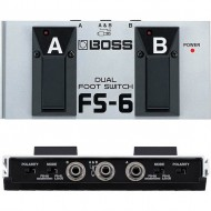 FS6 PEDAL DOBLE SWTICH BOSS