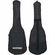 RB20539B FUNDA GUITARA FOLK COLOR BK ROCKBAG