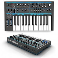 BASS STATION2 BK TECLADO MIDI NOVATION