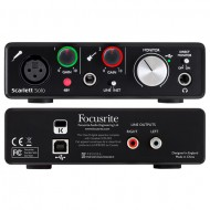 SCARLETT SOLO MK2 INTERFAZ AUDIO USB FOCUSRITE