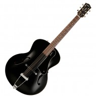 5TH AVENUE ARCHTOP ACOUSTIC BLK GUITARRA ACUSTICA METAL GODIN