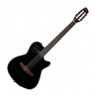 MULTIAC ACS NYLON W/BAG BLK GUITARRA E/A NYLON GODIN