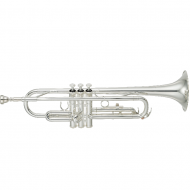 YTR-4435SII SILVER PLATED TROMPETA DO YAMAHA